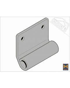 Hörmann Rollenhalter unten Typ S, verzinkt für Industrie-Sektionaltor BR 40 (Ersatzteile Tore)