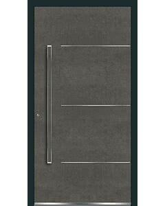 Klauke Aluminium-Haustüre SCH0061