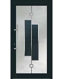 Klauke Ganzglas Haustüre SCH0084