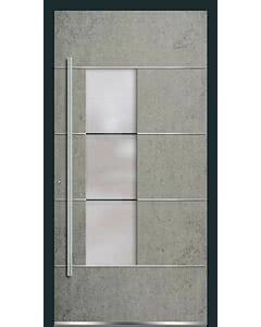 Klauke Aluminium-Haustüre SCH0091