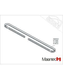 Marantec Zahnriemen SZ-13, Antriebsschienen Comfort 220, 250, 252 (Ersatzteile Torantriebe)