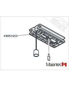 Marantec Führungsschlitten, Antriebsschienen Comfort 220, 250, 252 (Ersatzteile Torantriebe)