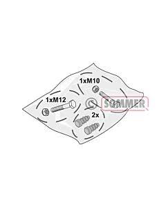 17 Sommer Montagebeutel für Drehtorantrieb