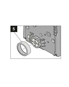 5. Sommer Montagering, gator 400, SG 1