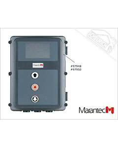 Marantec Gehäusedeckel CS300 + Taster im Gehäusedeckel, STA1 (Ersatzteile Torantriebe)