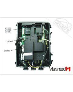 Marantec Platinenabdeckung CS300, STA1 (Ersatzteile Torantriebe)