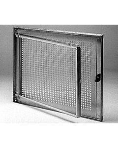 Scheurich Stahlkellerfenster Normgrößen im Vollbad feuerverzinkt