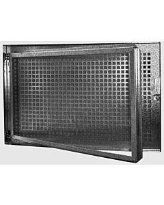 Stahlkellerfenster Sondergrößen sendzimirverzinkt