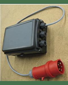 Chamberlain Steuerung AS210B mit Gehäuse für Industrietorantriebe, 230/400 V