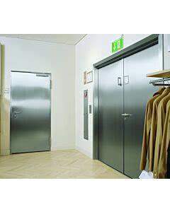 Teckentrup Edelstahl Innentür, einbaufertiges Türelement (Abbildung beispielhaft)