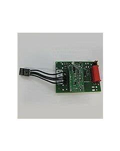 14 - Funkempfänger 40 MHz/AM für Normstahl Tandem Garagentorantrieb mit Elektronik 2000