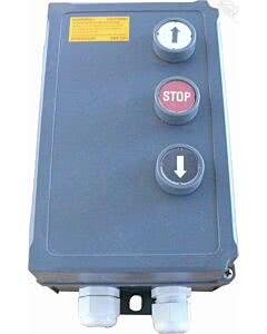 Teckentrup Steuerung AS100 230/400V 3Ph für SW, SW 40, SW 80, SLW (TORANTRIEBE)