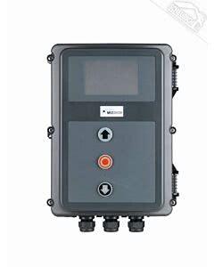 Teckentrup Steuerung CS300-FU 230V 1Ph für SW, SW 40, SW 80, SLW (TORANTRIEBE)