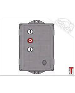 Teckentrup Steuerungsgehäuse mit Drucktaster im Deckel AS130 für SW, SW 40, SW 80 , SLW