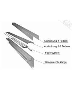 Teckentrup Zargenpakete waagerechter Zargengrundkörper für GSW 20 und GSW 40