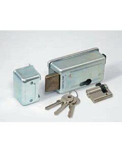 Elektroschloss mit PHZ und 3 Schlüssel