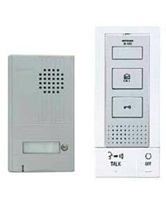 Tousek AIPHONE Gegensprechanlage DBS-1AP für Einfamlienhaus
