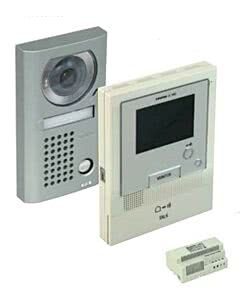 Tousek AIPHONE Farb-Video-Gegensprechanlage JF-1MD-Set 2