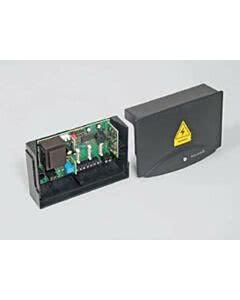 Tousek Rolling Code Funkempfänger RS 868-230V1 im Gehäuse IP 54