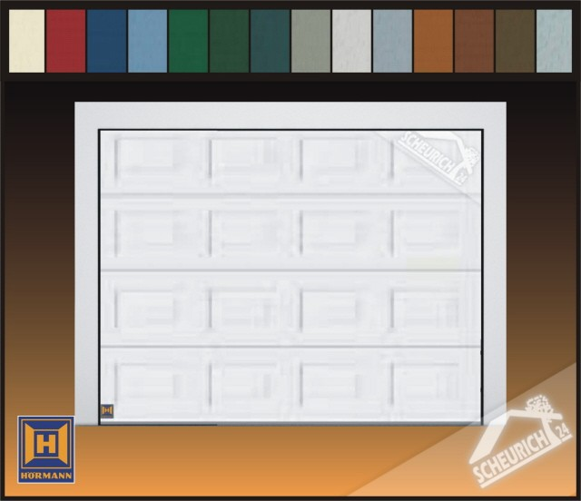 hoermann sektionaltore kassette preisvergleiche. Black Bedroom Furniture Sets. Home Design Ideas