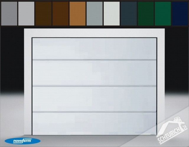 sektionaltore novoferm sonstige preisvergleiche. Black Bedroom Furniture Sets. Home Design Ideas