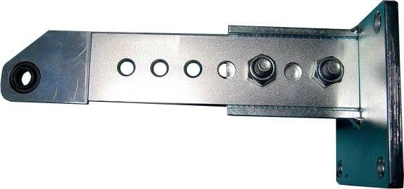 Torpfostenbeschlag mit Kugelgelenk 60/210 L/R für twist 200 E/EL