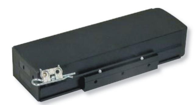 Tousek Aufbau-Fensteröffner MICRO XL/600, 24V, schwarz
