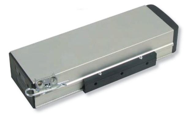 Tousek Aufbau-Fensteröffner MICRO XL/420, 24V, silber