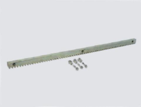 Tousek Stahlzahnstange zum Schrauben, Modul 4