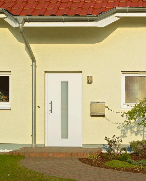 Hörmann Haustür ThermoPro TPS 020 wählen Sie Maße und Farbe