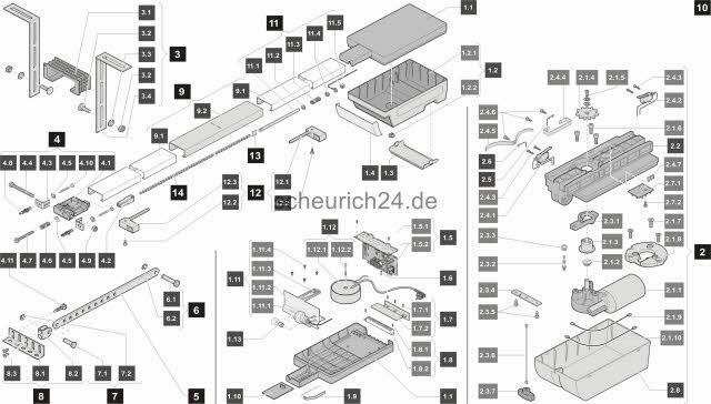 Schön Handwerker Elektrische Verkabelung Galerie - Die Besten ...