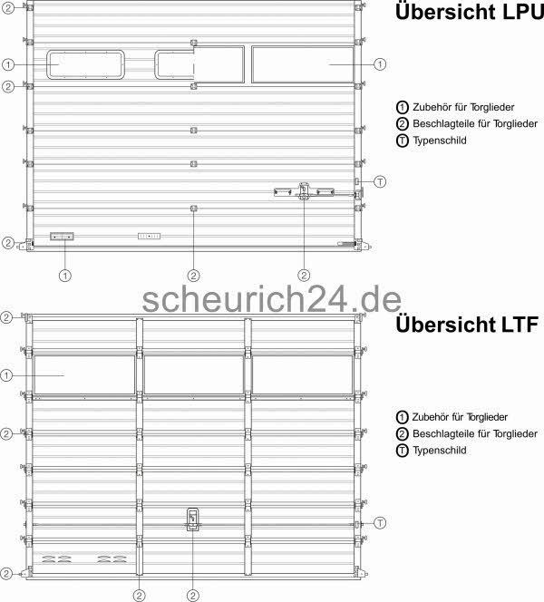 LTF/LPU Bj. 78-88