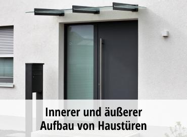 Der Aufbau von Haustüren