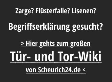 Scheurich Tür- und Tor-Wiki