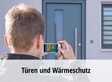 Türen und Wärmeschutz