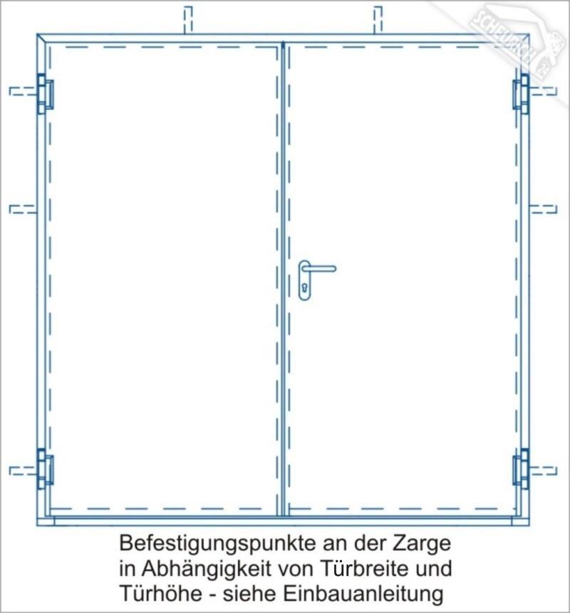 Hormann T90 2 H16g Zweiflugelige Scheurich24 De