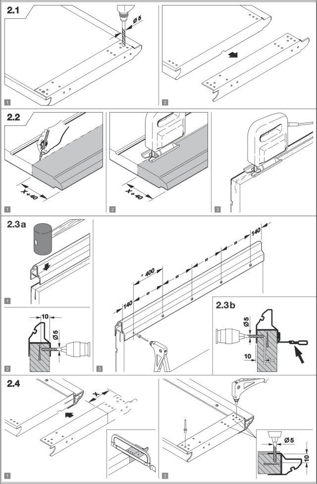 h rmann nf 96 abschlussprofil f r lpu 40 h henk rzung. Black Bedroom Furniture Sets. Home Design Ideas
