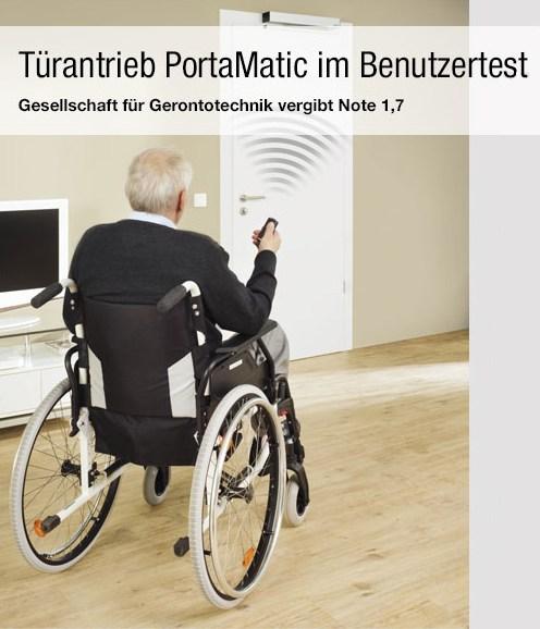 PortaMatic Türantrieb