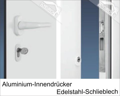 h rmann aluminium haust re thermosafe. Black Bedroom Furniture Sets. Home Design Ideas